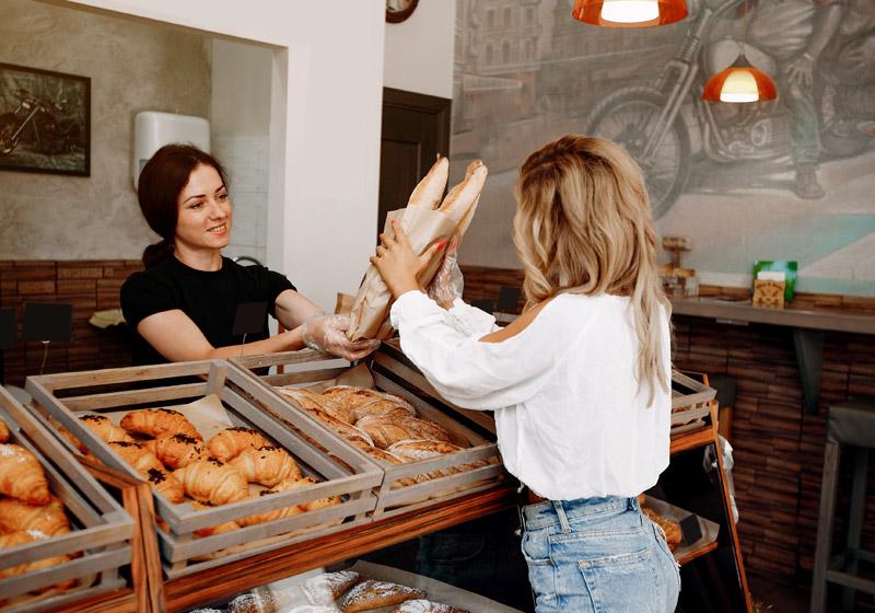 img POS for bakery calbiz
