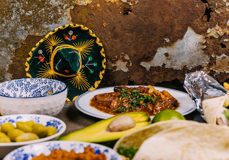 img POS for hispanic restaurant calbiz