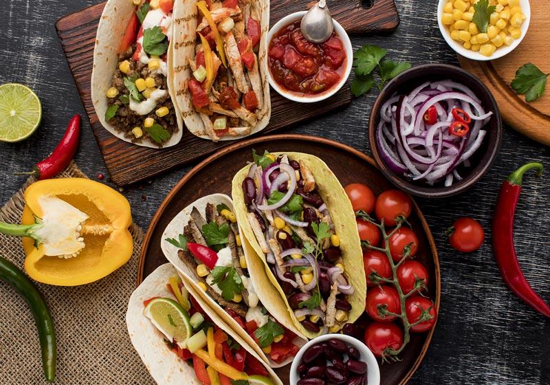 img POS for mexican restaurant calbiz