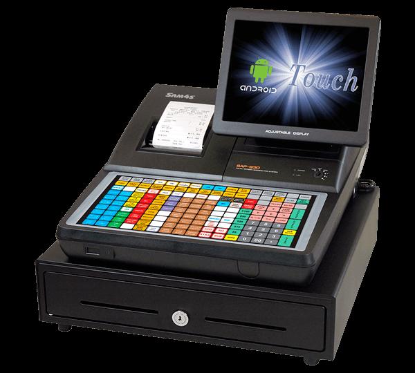 sap 630ft cash register calbiz
