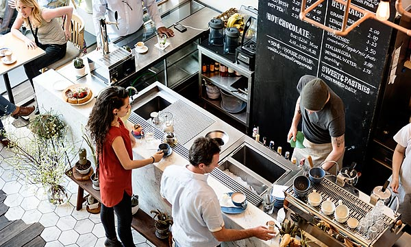 POS System for Coffee Shop