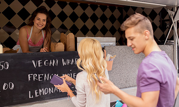 POS System for Food Truck