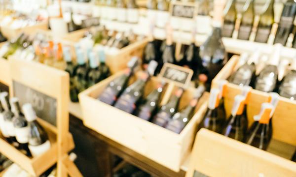 POS System for Liquor